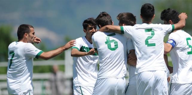 Bursaspor gençleri Antep'i gol yağmuruna tuttu