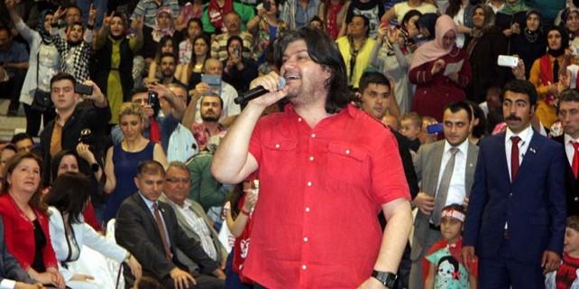MHP'liler Bursa'da Ahmet Şafak ile coştu