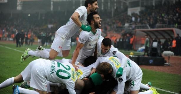 Bursaspor'da bu dörtlü Avrupa'yı inletir