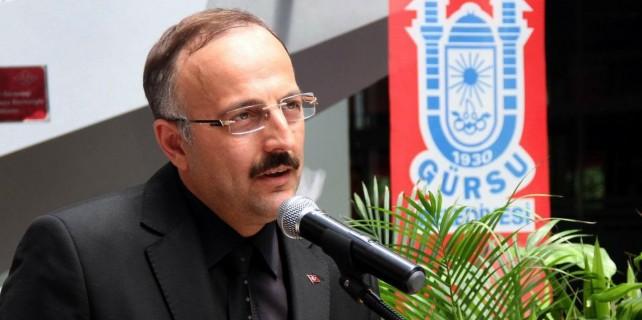 Gürsu Belediye Başkanı'na silahlı saldırı! Başkanın durumu ağır (video)