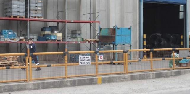 Bursa'da bu fabrikada üretim başladı...