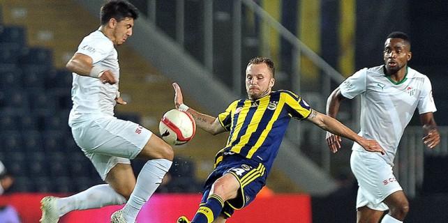Kadıköy'de Timsah resitali: 3-0