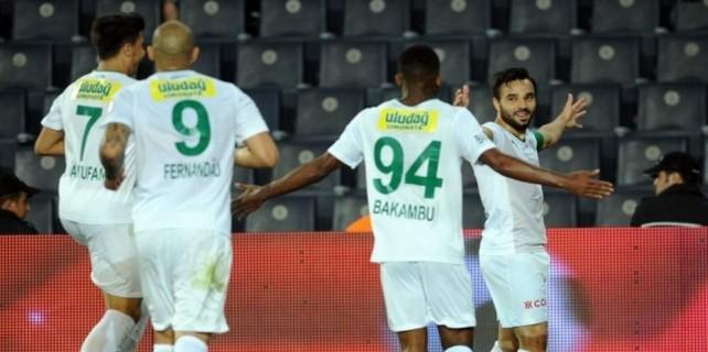 Bursasporlu futbolcular maç sonrası ne dedi