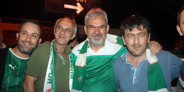 """Bölükbaşı net konuştu: """"Kupa Bursa'ya gelecek"""""""