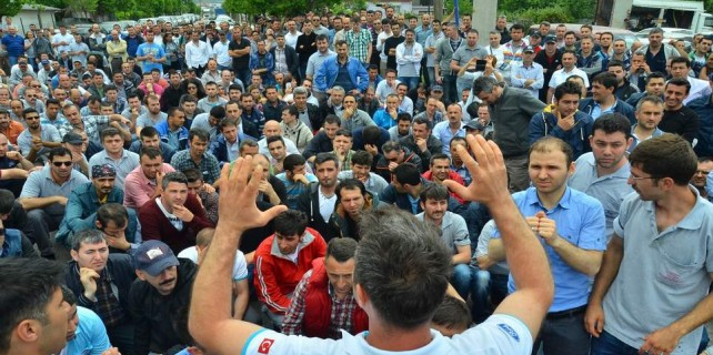 Bursa'da Renault dışında tüm fabrikalarda mutlu son