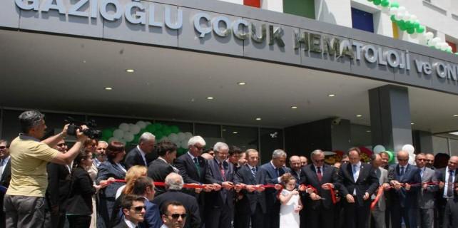 Bursa'da kanserli çocuklar için dev hastane
