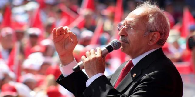 Bursa'da konuşan Kılıçdaroğlu o işçiler için ne dedi?