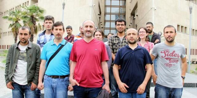 Otomotiv eylemlerinde gözaltına alınan 11 kişi konuştu