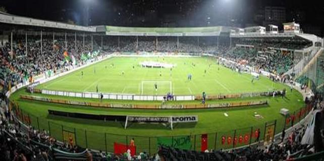 Bursaspor taraftarları biletleri tüketti