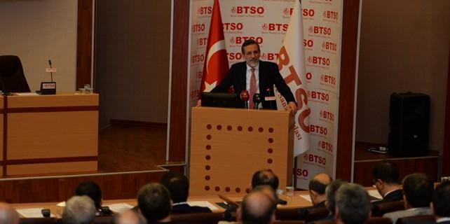 BTSO'dan Bursa'ya teknoloji geliştirme bölgesi
