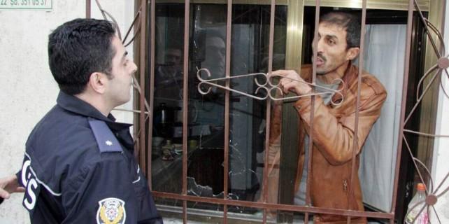 4 polisi vuran sahte Mehdi'den şok savunma
