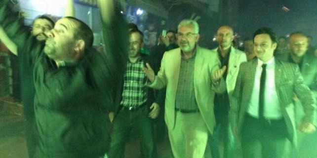 """Bölükbaşı'ndan Mahmut Uslu'ya: """"Adam değildir"""""""