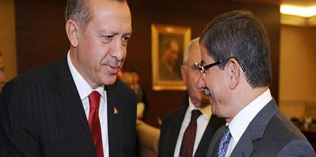 Erdoğan'dan Ahmet Davutoğlu'na uyarı