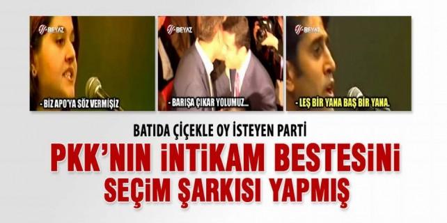 İşte HDP'nin gerçek yüzü