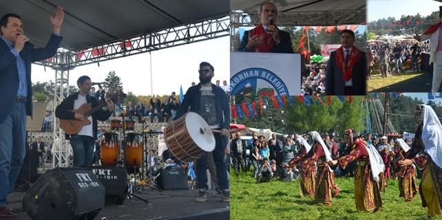 Bursalılar Görecik Festivali'nde coştu