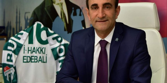 Bursaspor'un kupa heyecanı Yıldırım'da da yaşanacak