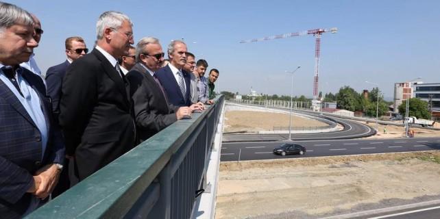 İstanbul Yolu'nda çile bitti..Sıra Panayır ve Beşyol Kavşakları'nda