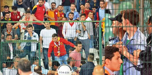 Bursaspor formasıyla, Galatasaraylıların içine girince…