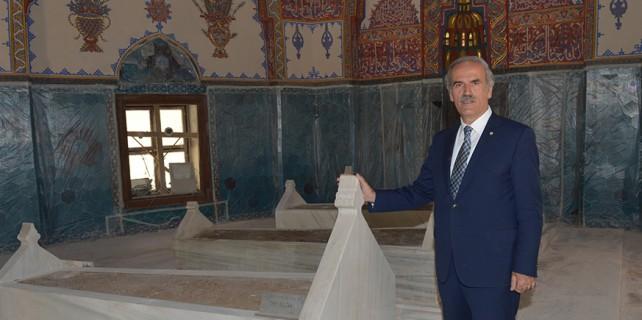 Bursa'nın külliyeleri ayağa kalkıyor