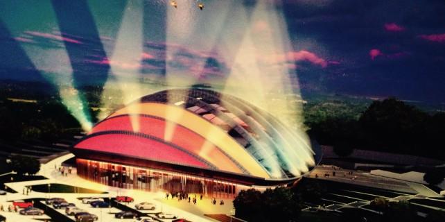 İşte yeni Bursa Açıkhava Tiyatrosu(Foto Galeri)