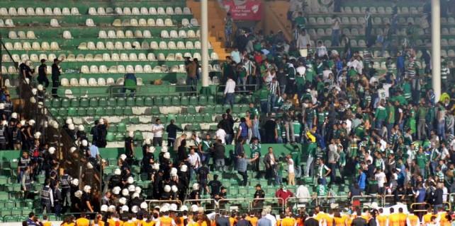 Bursaspor'u bekleyen tehlike