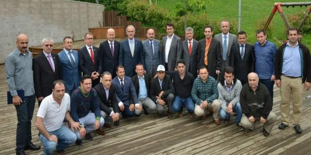 Bursa'da yüzleri güldüren toplu sözleşme
