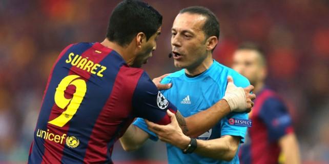 Çakır yönetti, Barcelona kupayı aldı!