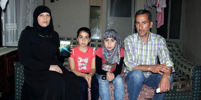 8 aydır kayıp çocuklarını her yerde arıyorlar