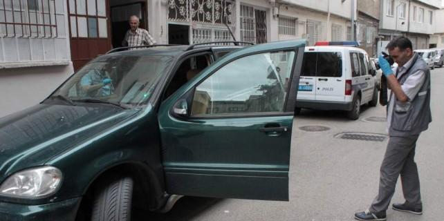 Bursa'da ilginç soygun