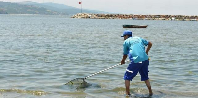 Bursa'da denize girecekler dikkat