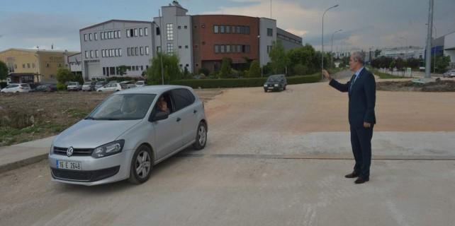 Büyükşehir'den Nilüfer'e 40 trilyonluk ulaşım yatırımı