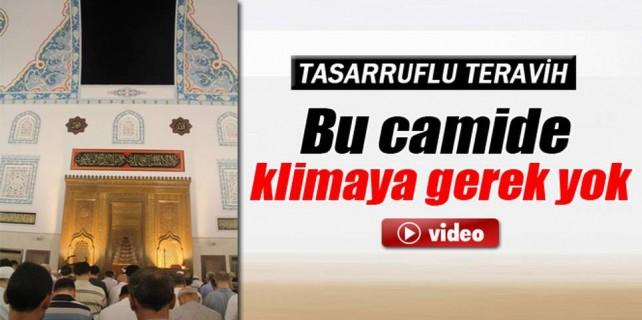 Bursa'daki bu cami çok farklı..