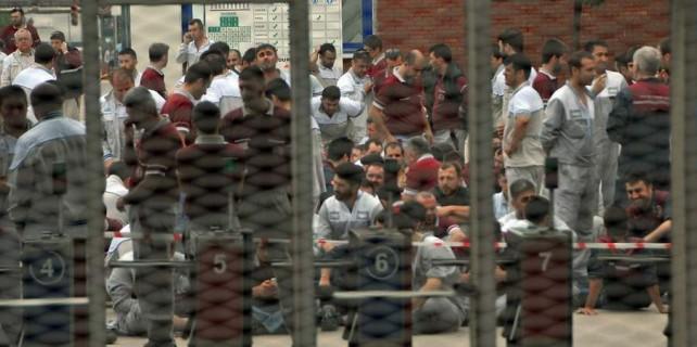 Bursa'daki metal işçilerinden yeni adım
