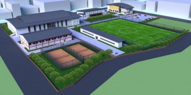 Türkiye'nin ikinci büyük spor kompleksi Bursa'ya geliyor