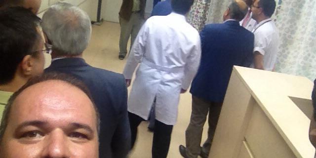 Sağlık Bakanı acili denetledi
