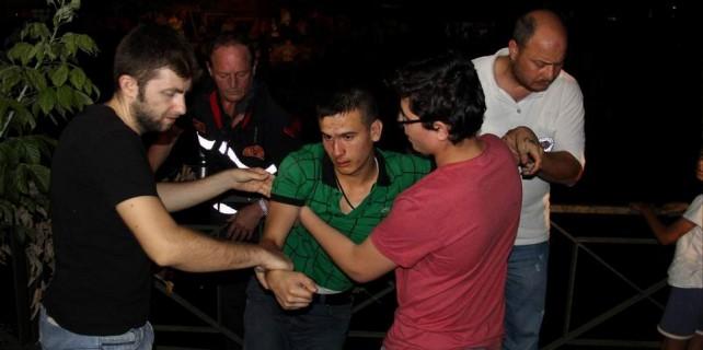 Bursa'da bu gençlere yazık oluyor