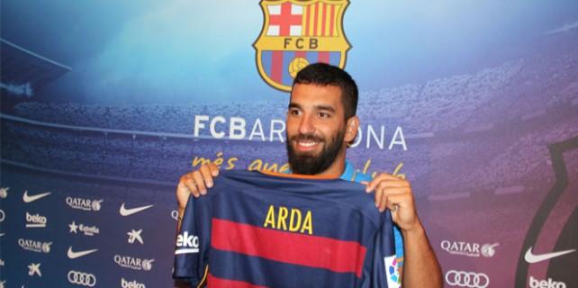 Arda Turan imzayı attı o gol ofsayttı dedi