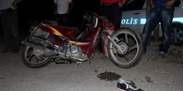 Bursa'da motosiklette 2 can gitti
