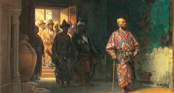 Kanuni'nin dua istediği Bursa evliyası