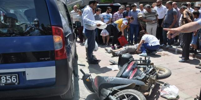 Bursa'da kaza dehşeti