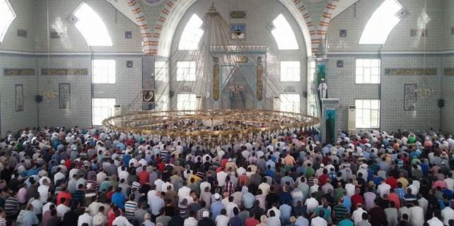 Bursa'da bayram namazı kaçta kılınacak?
