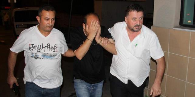 Su sızıntısı yüzünden cinayet...Baba oğul bayram günü yakalandı