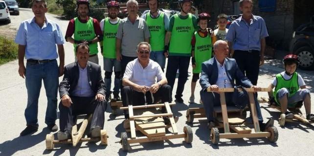 Bursa'da Laz Rallisi