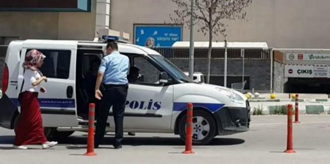 """Bursa'da, """"5 kızım IŞİD'e kaçtı"""" ihbarı ortalığı karıştırdı"""