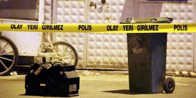 Bursa...Polis merkezi yanında bomba paniği