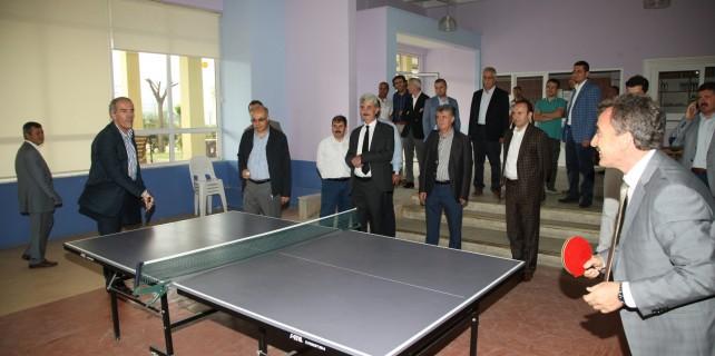 Yenişehir'de 12 ay spor dönemi