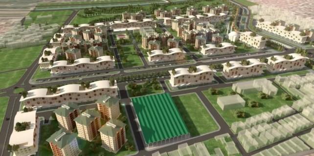 Osmangazi'de dev projenin startı verildi