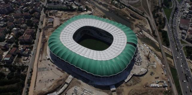 İşte Timsah Arena'nın açılacağı tarih
