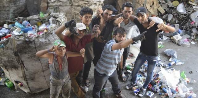 Bursa'nın göbeğinde küçük bir Suriye