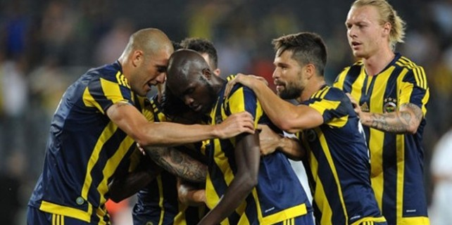 Fenerbahçe'nin gözü UEFA'da